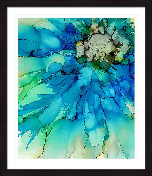 Blue Magnificence by Louise Adams
