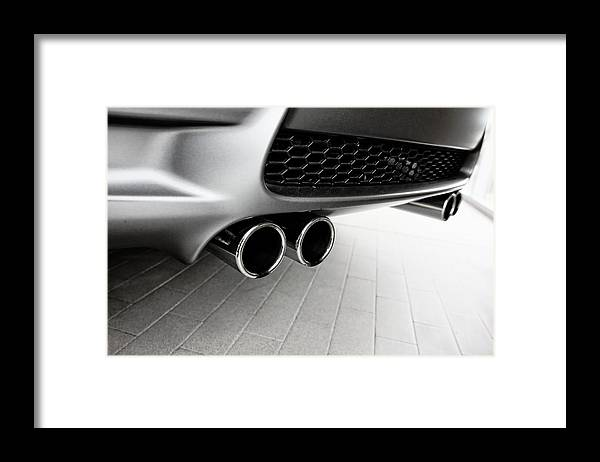 BMW M3 Exhaust  by Aaron Berg