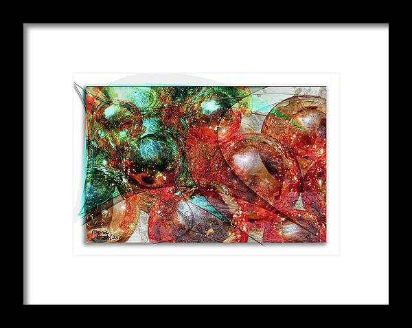 Balls Framed Print featuring the photograph Bobbles And Balls by Monroe Snook