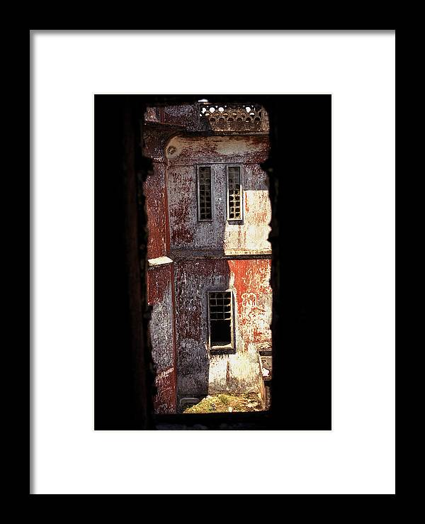 Bokor Framed Print featuring the photograph Bokor by Patrick Klauss