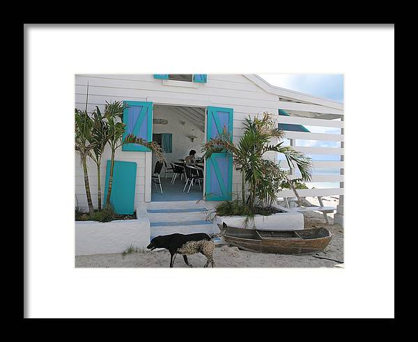 Beach Framed Print featuring the photograph Boogaloo by Jim Derks