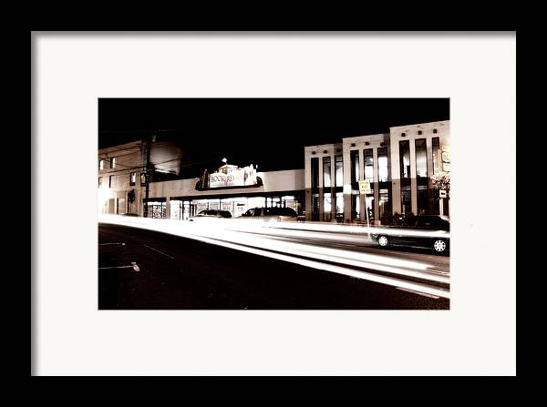 Huntington Framed Print featuring the photograph Book Revue by Michael Simeone