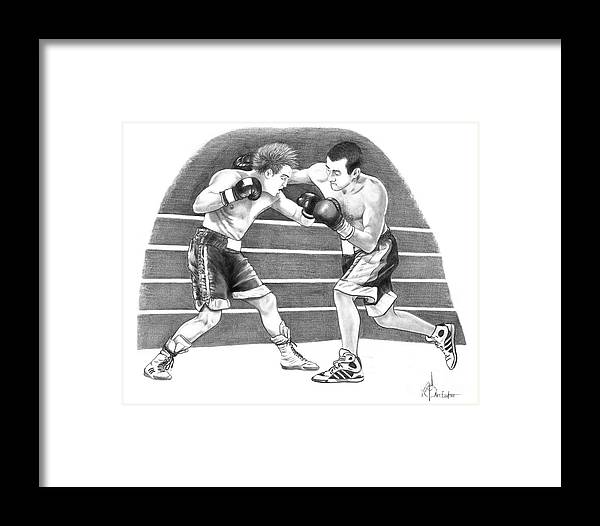 Attractive Boxing Framed Pictures Ornament - Frames Ideas - ellisras ...