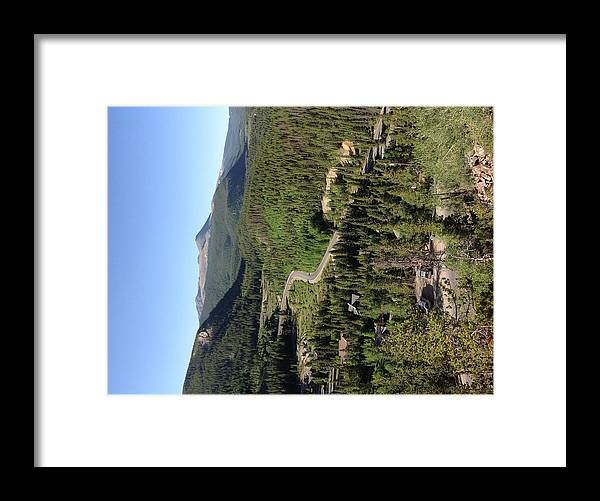 Colorado Framed Print featuring the photograph Breckenridge, Colorado by George Polakoff