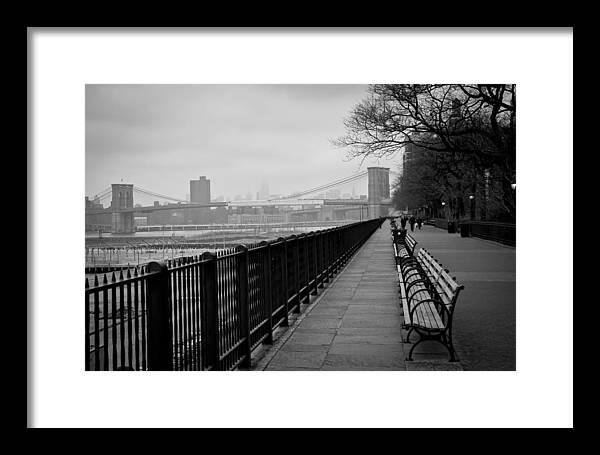 Brooklyn Heights Promenade by Ezequiel Rodriguez Baudo