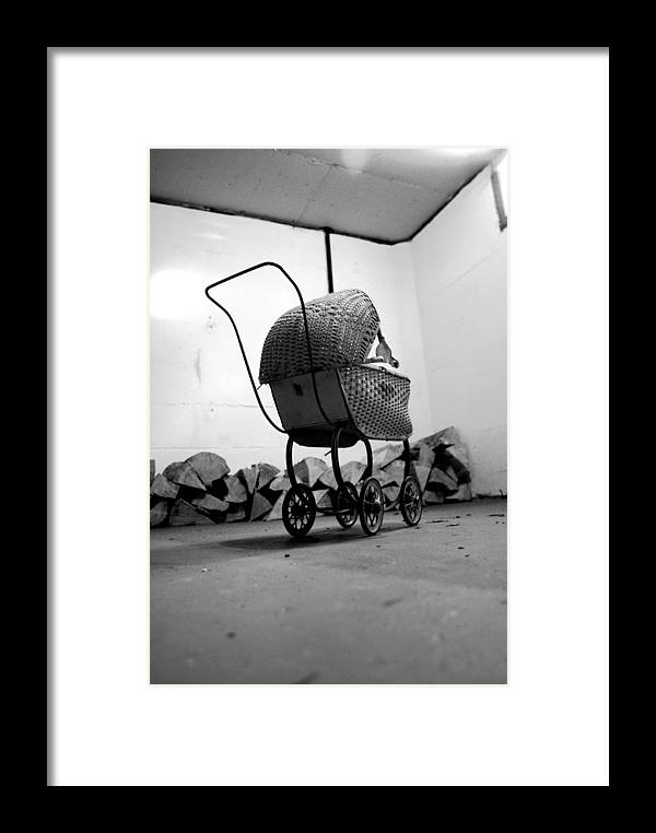Baby Framed Print featuring the photograph Buggy by Tom Melo