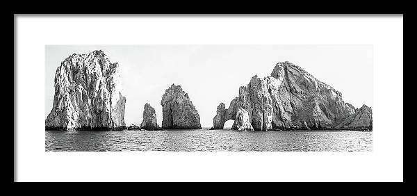 Cabo Framed Print featuring the photograph Cabo Arch by Kennard Reeves
