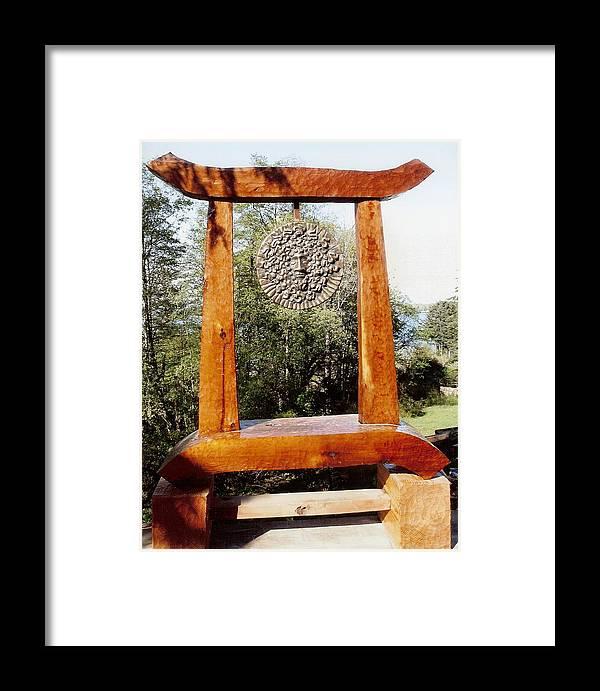 Portal Framed Print featuring the photograph Calekus Portal by Eric Singleton