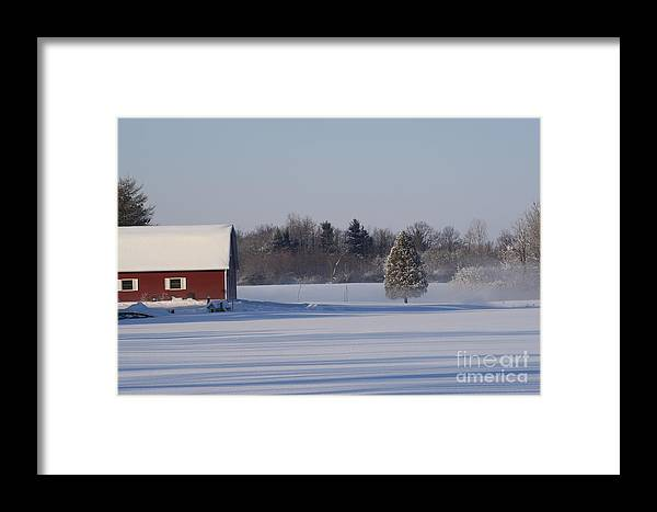 Calm Framed Print featuring the photograph Calm by Cathy Beharriell