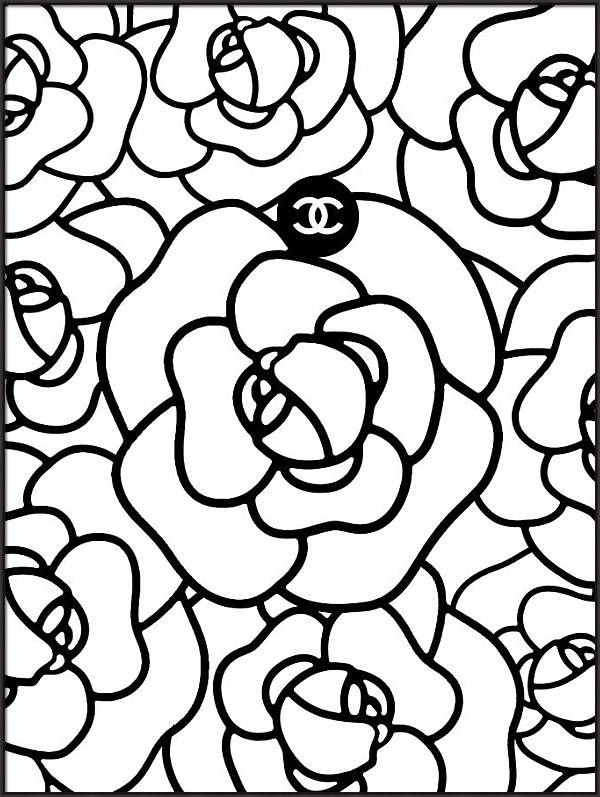 Camellia CC by Tres Chic