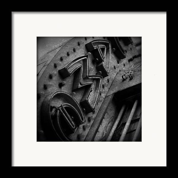 Theater Framed Print featuring the photograph Cameo Theatre Los Angeles by K Randall Wilcox