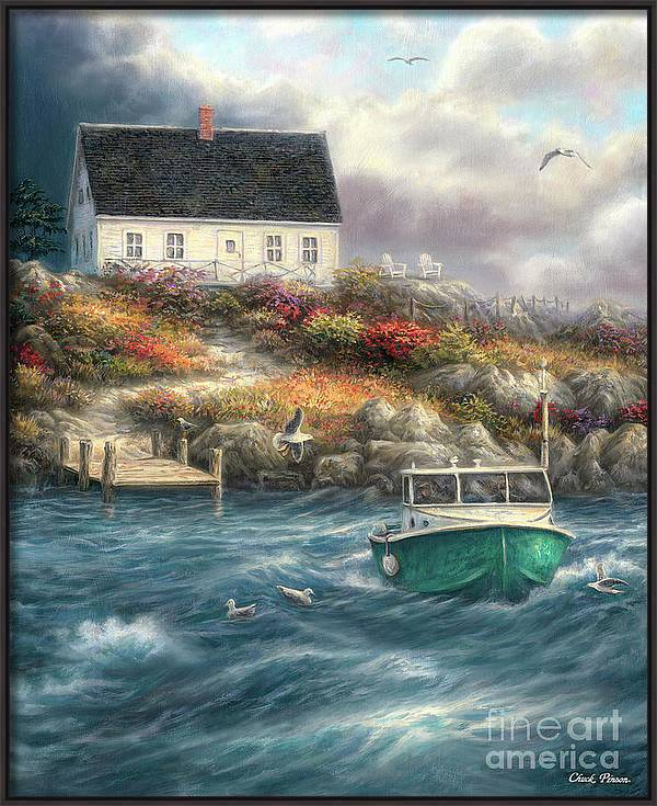 Cape Cod Afternoon by Chuck Pinson