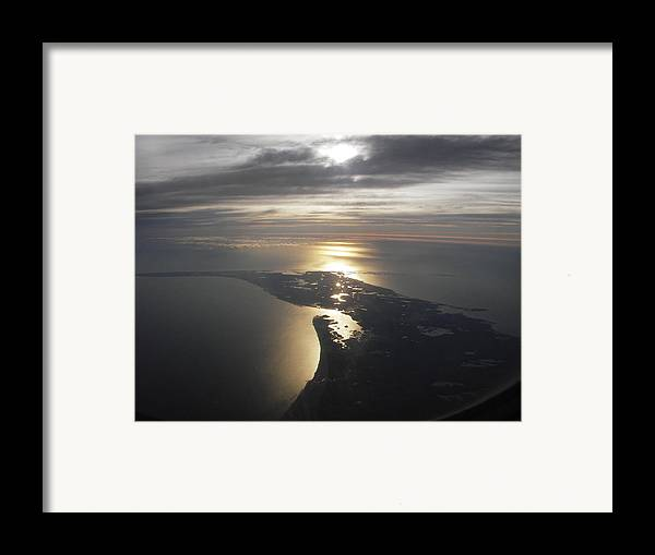 Landscape Framed Print featuring the photograph Cape Cod by Eric Workman