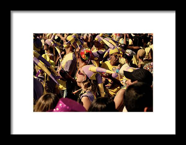 Carnival Framed Print featuring the photograph Carnival by Patrick Villela