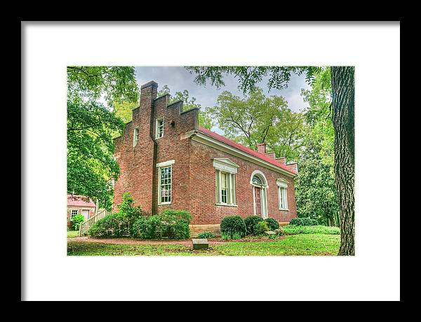 Carter House - Franklin, Tennessee by Timothy Wildey