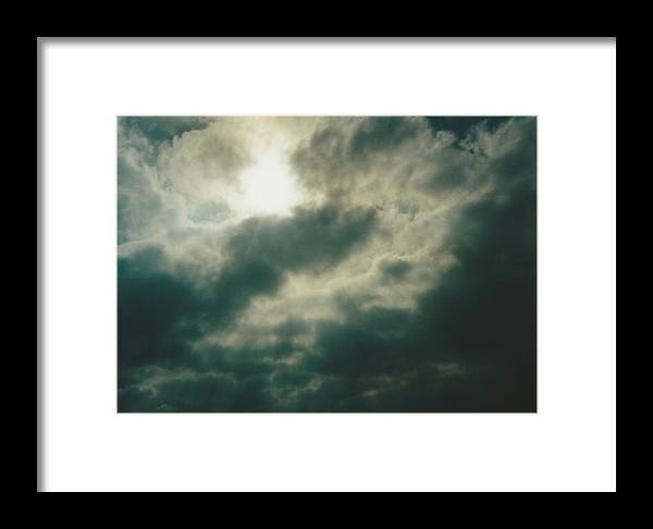 Sky Framed Print featuring the photograph Carthage Missouri by Gene Linder