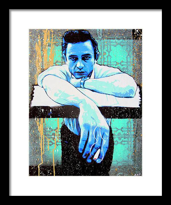 Cash - Preacher Man  by Bobby Zeik
