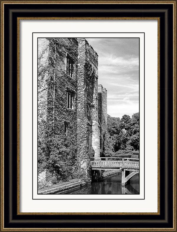 Castle Framed Print featuring the photograph Castle by M Urbanski