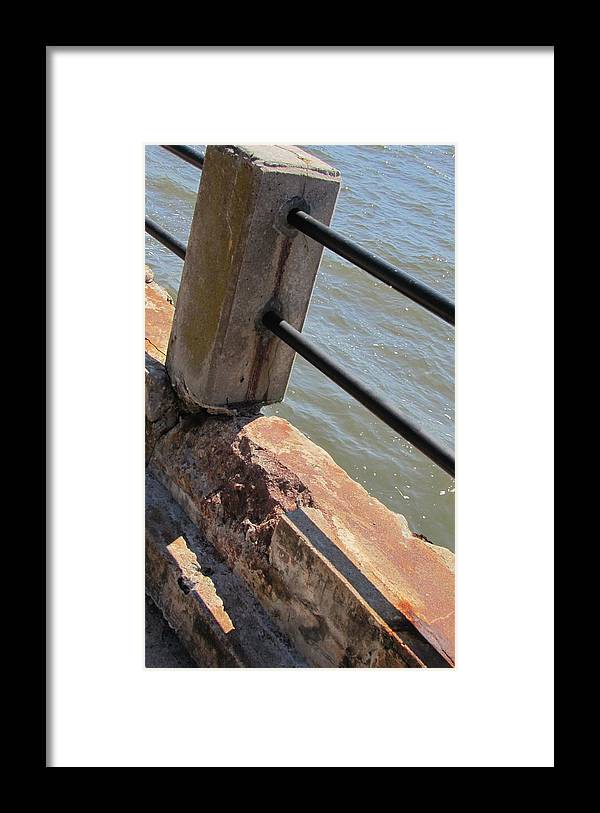 Charleston Framed Print featuring the photograph Charleston Battery by Jason Moore
