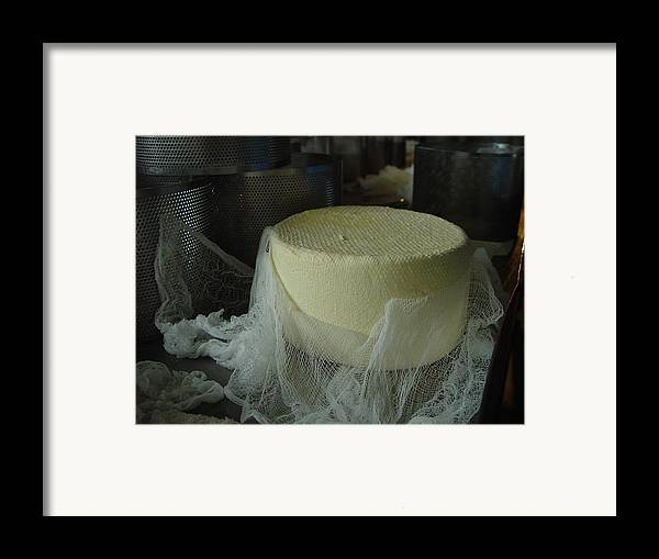 Cheese Framed Print featuring the photograph Cheese by Eric Workman
