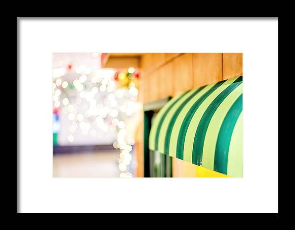 Christmas Framed Print featuring the photograph Christmas Time 9 by Jijo George