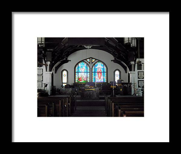 Church Framed Print featuring the photograph Church - Grand Caymans by Arlane Crump