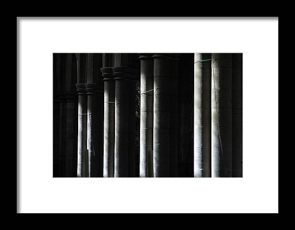 Photographer Framed Print featuring the photograph Church Light by Jez C Self