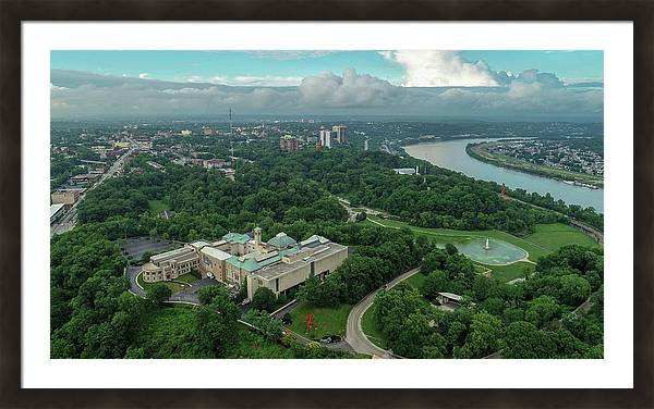 Cincinnati Art Museum by Patrick Donovan