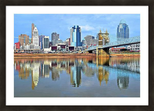Cincinnati Ohio Times Two by Frozen in Time Fine Art Photography