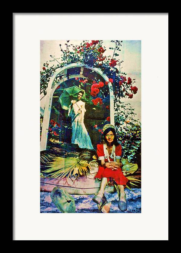 Cinderella. Looking Forward Framed Print featuring the photograph Cinderella by Randy Sprout