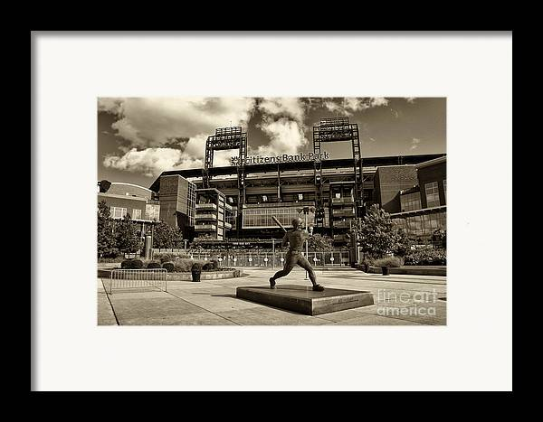 Citizens Park Framed Print featuring the photograph Citizens Park 1 by Jack Paolini