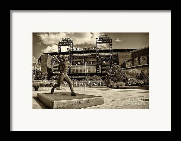 Citizens Park Framed Print featuring the photograph Citizens Park 2 by Jack Paolini