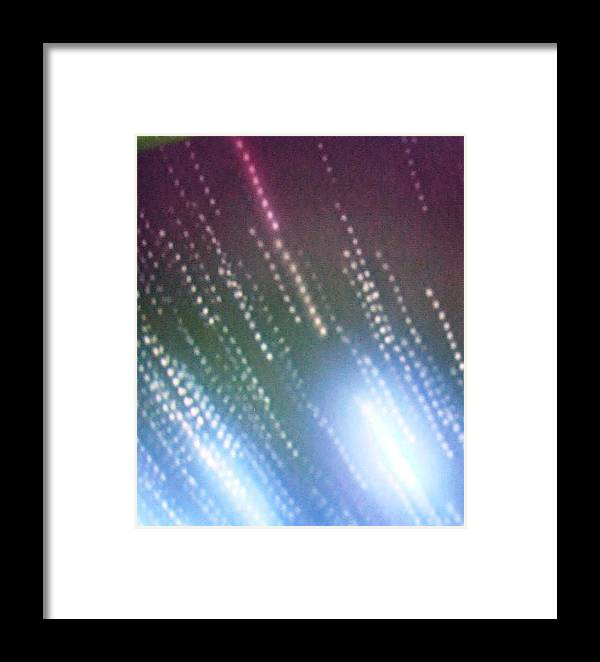Lights Framed Print featuring the photograph City Lights by Rana Adamchick