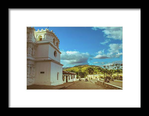 Antigua Guatemala Framed Print featuring the photograph Ciudad Vieja - Antigua Guatemala 4 by Totto Ponce