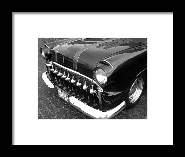 Car Framed Print featuring the photograph Classic by Audrey Venute