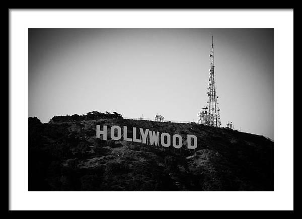 Classic Hollywood Sign by Heidi Reyher