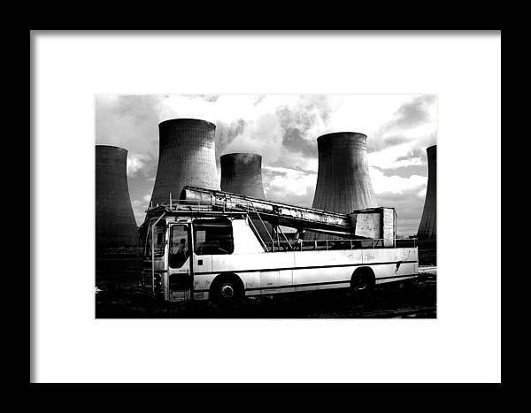 Jez C Self Framed Print featuring the photograph Climb Aboard by Jez C Self