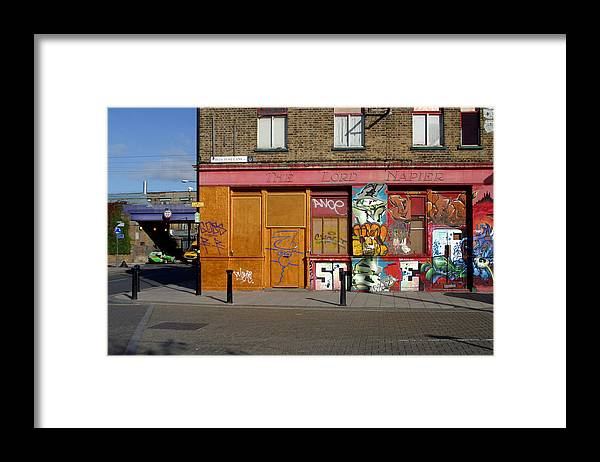 Jez C Self Framed Print featuring the photograph Closing Time Ladies And Gentlemen by Jez C Self