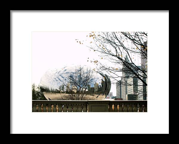 Chicago Framed Print featuring the photograph Cloud Gate - 1 by Ely Arsha