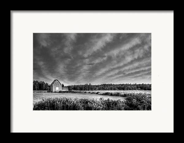 Cablehead Framed Print featuring the photograph Cloud Illusion by Elisabeth Van Eyken