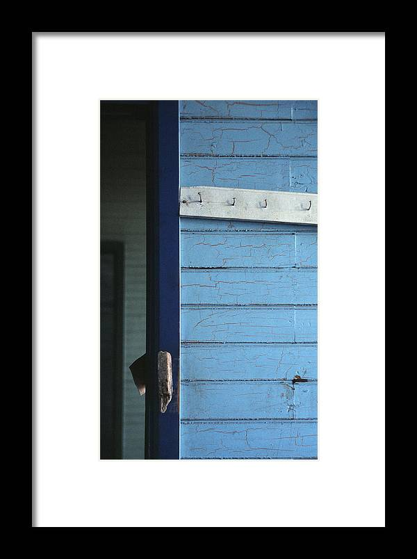 Patagonia Framed Print featuring the photograph Coat Hanger by Marcus Best