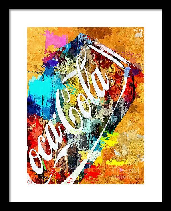 Coke Can Grunge by Daniel Janda