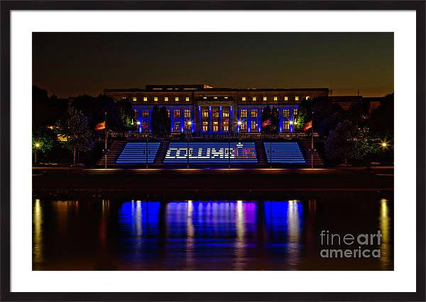 Columbus, Ohio by Pam Burley