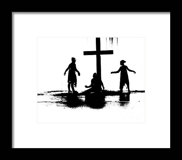 Dance Framed Print featuring the photograph Come Let Us Worship by Kelley Sims