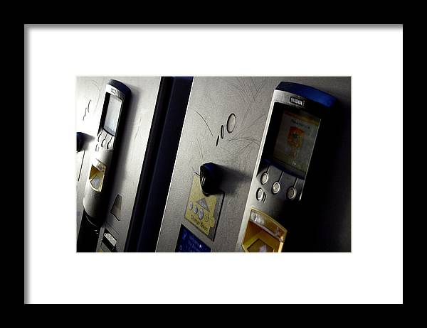 Jez C Self Framed Print featuring the photograph Come Quickly by Jez C Self