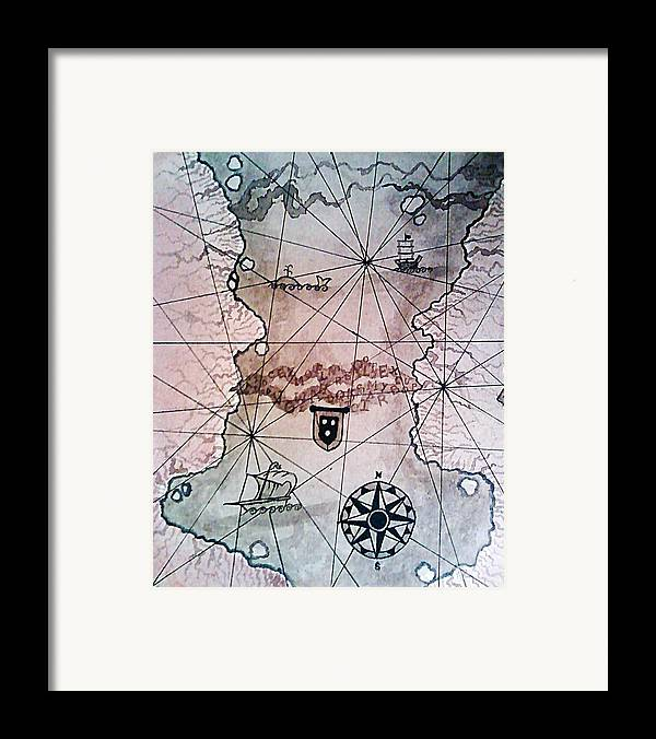 Dialogue Framed Print featuring the digital art Communication by Paulo Zerbato