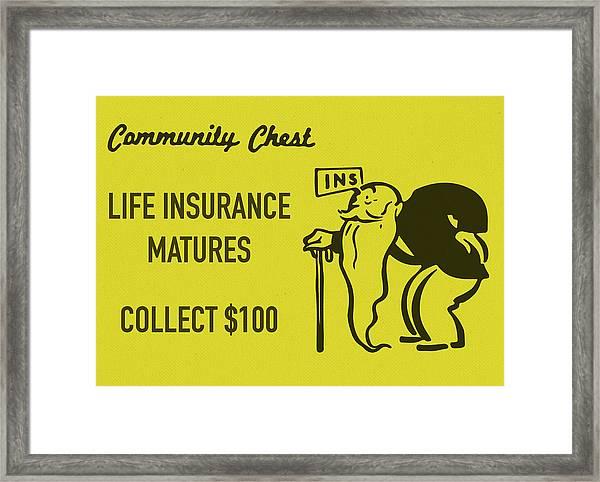 Life insurance mature
