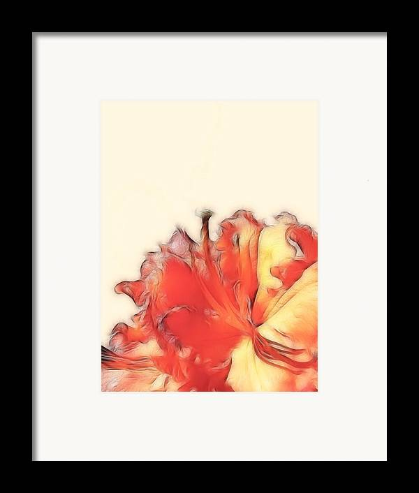 Rhodendron Framed Print featuring the photograph Coral Rhododendron by Lynn Bolt