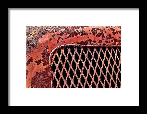 Truck Framed Print featuring the photograph Corbitt Truck by John Lewis