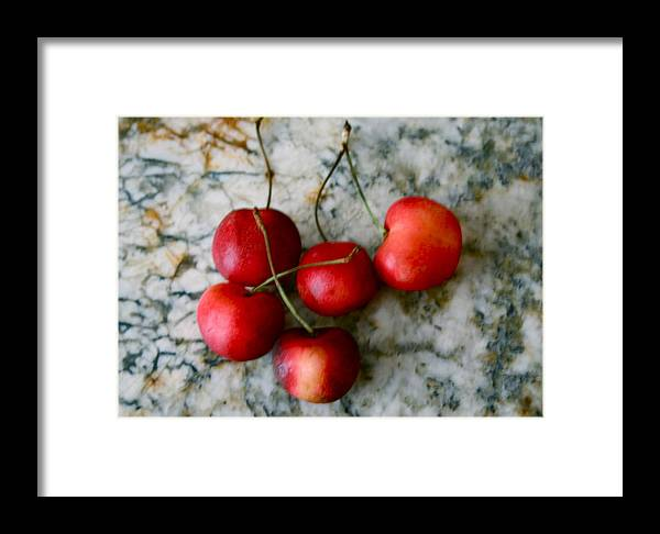 Kitchen Framed Print featuring the photograph Country Kitchen by Sherry Klander